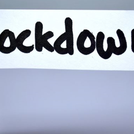 COVID-19 Harder Lockdown Likely Weeks After President Ruled Out Hard Lockdown