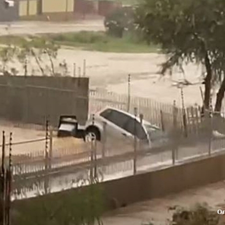 Namibia floods foot mouth blood covid