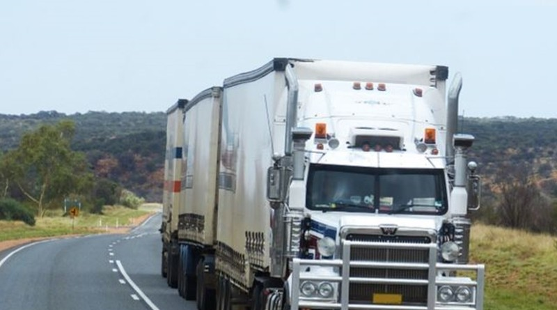 south africans support truck strike