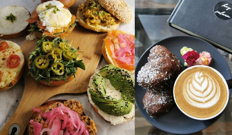 Against The Grain Coffee In BoKaap Cape Town For Tasty Bagels